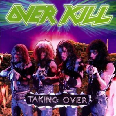 Overkill - Taking Over [Pa] Used - Very Good Cd