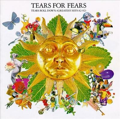 Tears For Fears - Tears Roll Down: Greatest Hits 1982-1992 Used - Very Good Cd