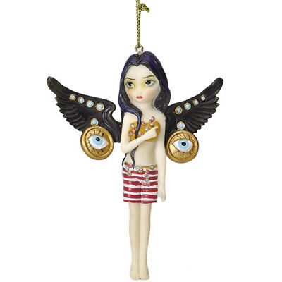 MECHANICAL ANGEL III Fairy Ornament Jasmine Becket-Griffith Strangeling faerie