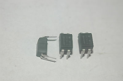 SHARP PC815 4-Pin DIP Optocoupler 1-CH Darlington DC-OUT New Lot Quantity-100