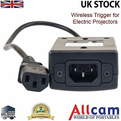 Allcam AC Wireless Trigger for RF Remote-Controlled Electric Projection Screens
