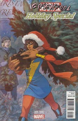 Gwenpool Holiday Special #1 Lupacchino Variant (Marvel)
