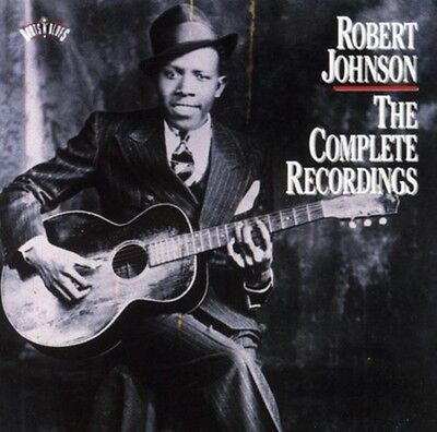 Robert Johnson - The Complete Recordings [Sony/bmg] Used - Very Good Cd
