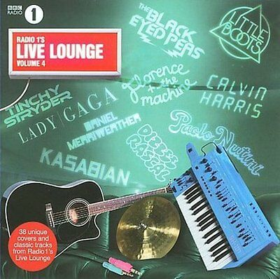 Various Artists - Radio 1's Live Lounge, Vol. 4 Used - Very Good Cd