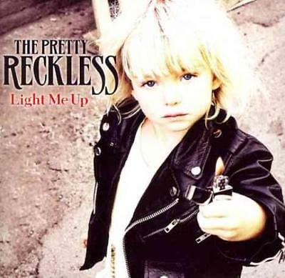 The Pretty Reckless - Light Me Up Used - Very Good Cd