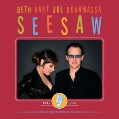 Joe Bonamassa/beth Hart - Seesaw [Deluxe Cd/dvd] Used - Very Good Cd