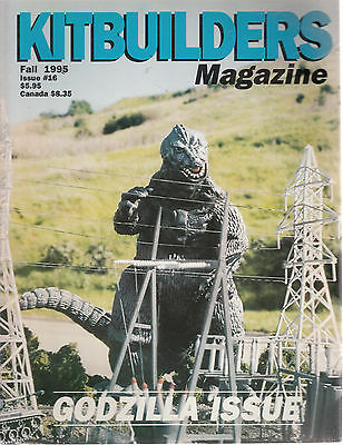 Kitbuilders Magazin Issue 16 / Godzilla