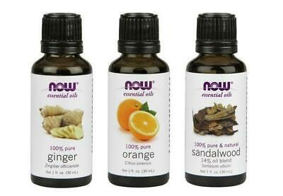 Now Essential Oils 3 Piece Set $14.99–34.99 30mlx3 Made In USA. Select Scent!