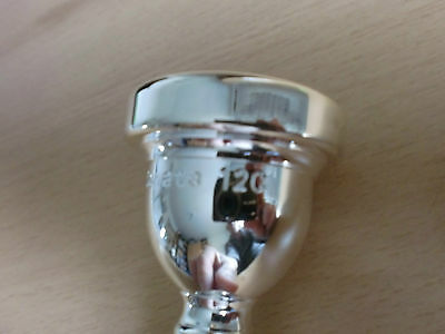 Sonata Trombone Small Shank 12C Mouthpiece -  Amazing Value At £15.99