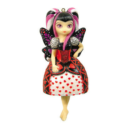 WHERE IS MY VALENTINE Fairy Ornament Jasmine Becket-Griffith Strangeling faery