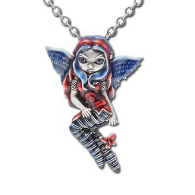 DESPAIR FAERIE Fairy Necklace Jasmine Becket-Griffith Strangeling Faery Pendant