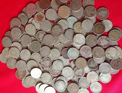 ✯ (1) Liberty Nickel FULL DATE ✯ Classic Old U.S. Coins 1883-1912 ✯Antique Money