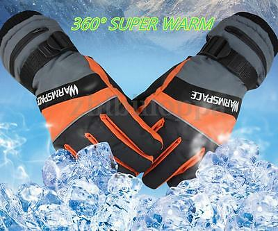 Motorcycle Outdoor Work Rechargeable Battery Electric Heated Hands Warmer Gloves
