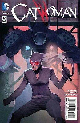 Catwoman #43 (NM)`15 Valentine/ Messina