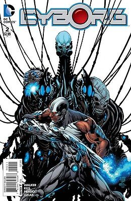 Cyborg #2 (NM)`15 Walker/ Reis