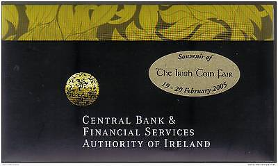 Irlanda 2005 Coin Fair Set 8 Monete Super Offerta