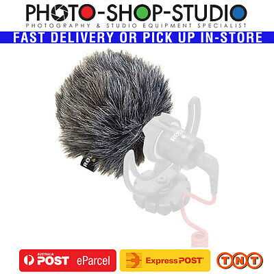 Rode Microphones Furry Windshield for VideoMicro VideoMic Me (Deluxe) WS9