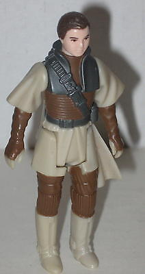 "1983 Princess Leia Boussh Disguise Action Figure by Kenner 3.75"" Tight Joints"