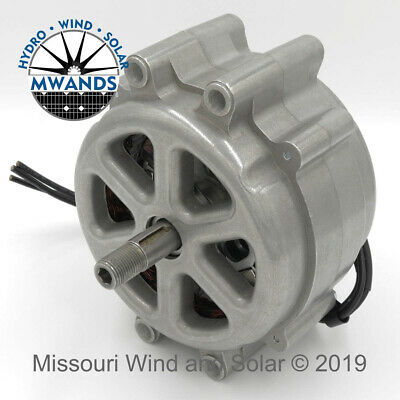 Freedom PMG 48 volt permanent magnet alternator generator 4 wind turbine NO COG