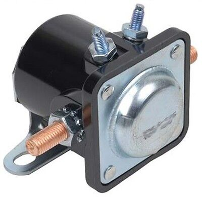 New Quality Solenoid For Ford Car & Truck 4-Terminal Heavy Duty Fender Mount