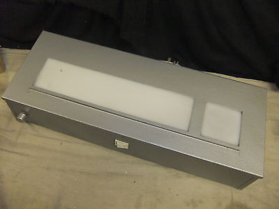 Light box Professional Daylight Dimmable art plus switch over foot pedal BR FT/W