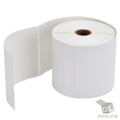 500 Per Roll 4x6 Direct Thermal Labels Zebra 2844 ZP-450 ZP-500 ZP-505 Eltron