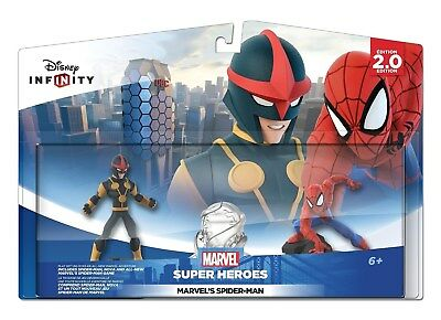 Disney Infinity: Marvel Super Heroes (2.0 Edition) Spider Man Play Set Brand New