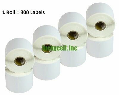 300 Self Adhesive Ship Labels For DYMO® LabelWriter® 30256 330 400 450 Twin Turb