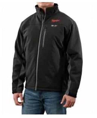 NEW Milwaukee 2394-S Lithium-Ion Cordless Heated Jacket Black (Jacket Only)
