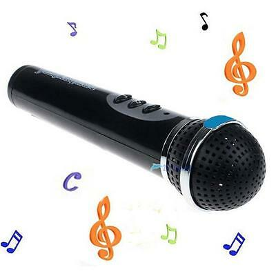 Kid Child Musical Instrument Singing Mic Phone Microphone Educational Toy New Tl