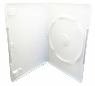 200 White Nintendo Wii Replacement Cases 14mm