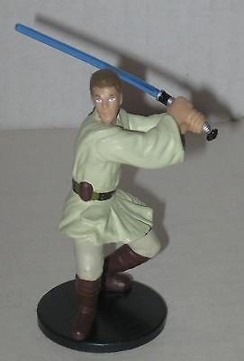 "Star Wars Obi-Wan Kenobi Figure w/ Saber by Applause 3.25"" FREE Shipping"