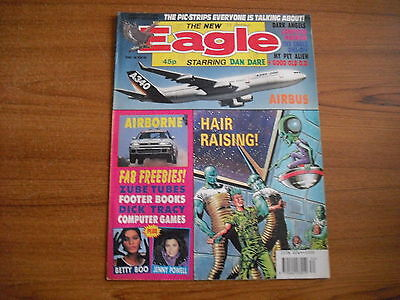 THE NEW EAGLE - AUGUST 25th 1990