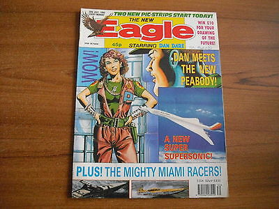THE NEW EAGLE - JULY 28th 1990