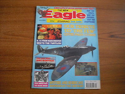 THE NEW EAGLE - SEPTEMBER 1st 1990