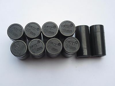 10x Motex 20mm Ink Rollers for Motex MX-5500/ CN-5500 Price Labellers -MELBOURNE