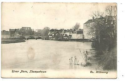 irish postcard ireland kilkenny thomastown