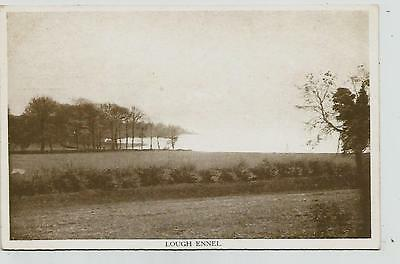 irish postcard ireland westmeath lough ennel