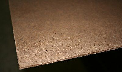 "Natural Hardboard 3mm 605mm x 1220mm (24""x48"") DIY project etc"