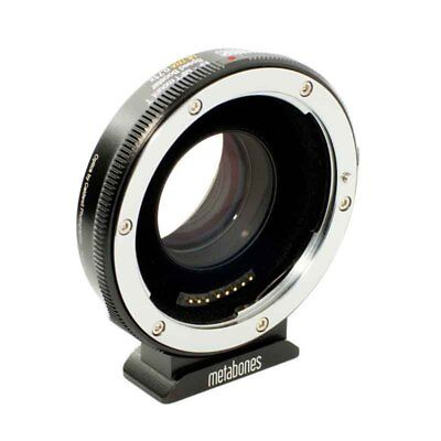 Metabones Canon EF to Micro Four Thirds T Speed Booster ULTRA  0.71x(Black Matt)