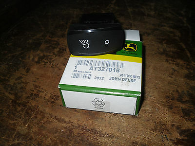 New John Deere Toggle/rocker Switch , Work Lights Grappleskidder Bunker