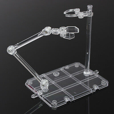 Plastic Action Base Stand Hook for SD BB 1/100 1/144 HG/RG Gundam/Figure Display