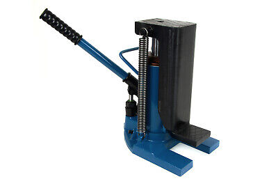 TEMCo Hydraulic Machine Toe Jack Lift 5 / 10 TON Track 5 YEAR Warranty