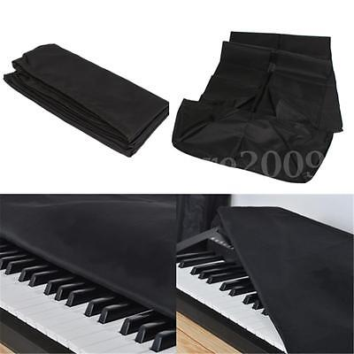 On Stage 88-keys Electronic Piano keyboard Cover Dustproof Layer Thickened Black