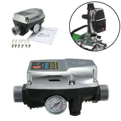Automatic Pump Pressure Controller Electronic Switch Control For Water Pump 220V