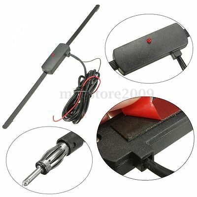 Car Windscreen Electronic Aerial Antenna Internal Mount Amplified Radio Stereo