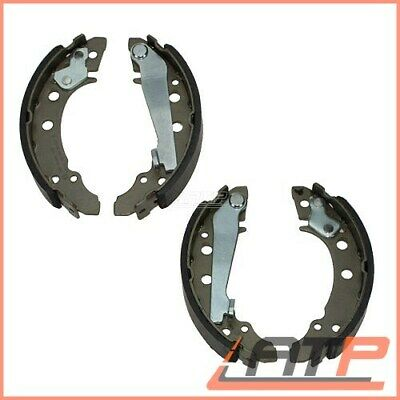 2X Brake Disc + Pads Front + 2X Drum Rear Skoda Fabia 06-14 6Y 99-08 1.0-1.9