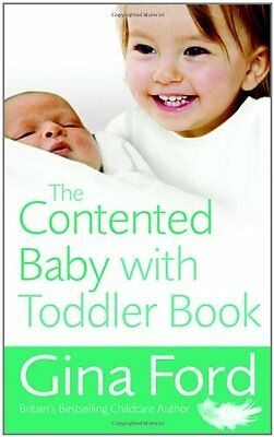 The Contented Baby with Toddler Book,Gina Ford