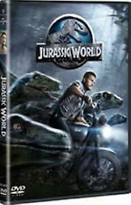 Dvd Jurassic World -(2015) .......NUOVO