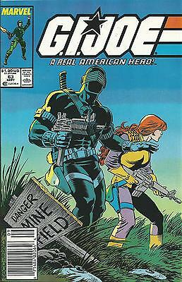 G.i.joe: A Real American Hero #63  (Marvel) (1987)